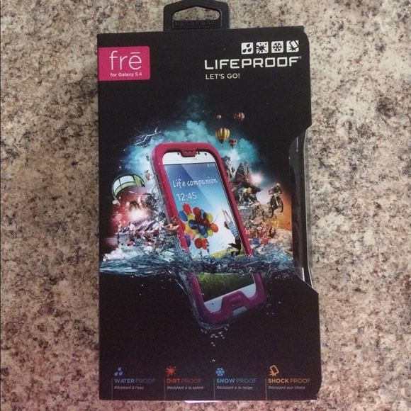 Lifeproof Fre case for Samsung Galaxy S4. 58bfbd281e